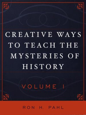 cover image of Creative Ways to Teach the Mysteries of History