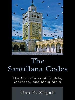 cover image of The Santillana Codes