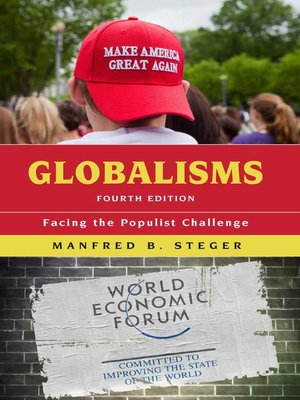 cover image of Globalisms