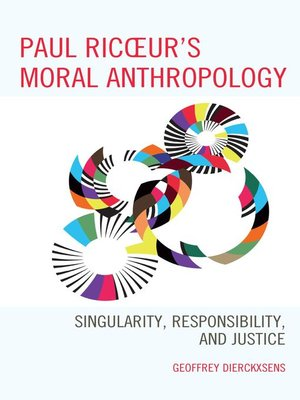 cover image of Paul Ricoeur's Moral Anthropology