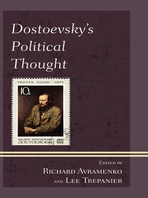 cover image of Dostoevsky's Political Thought