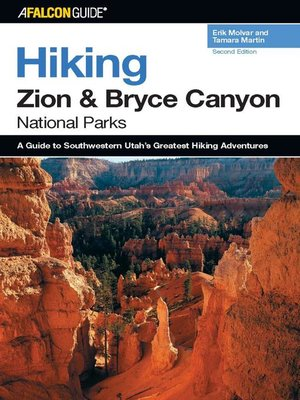 cover image of Hiking Zion and Bryce Canyon National Parks