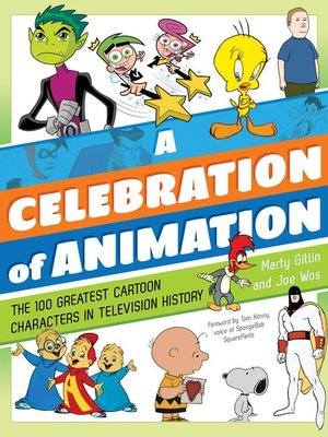 cover image of A Celebration of Animation