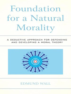 cover image of Foundation for a Natural Morality