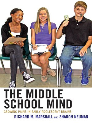 cover image of The Middle School Mind