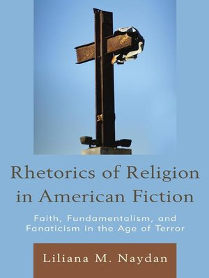 cover image of Rhetorics of Religion in American Fiction