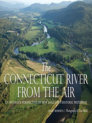 cover image of The Connecticut River from the Air