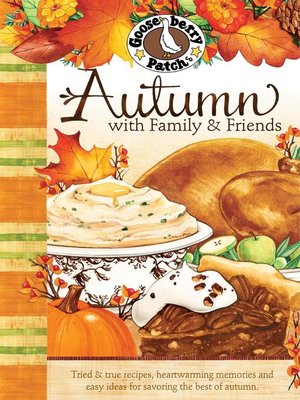 cover image of Autumn with Family & Friends