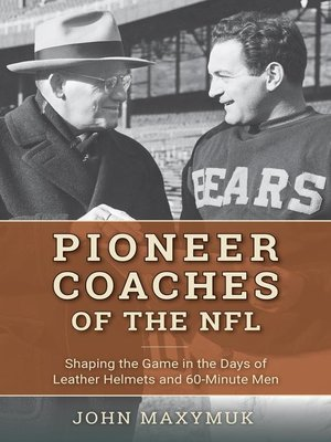 cover image of Pioneer Coaches of the NFL