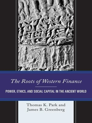 cover image of The Roots of Western Finance