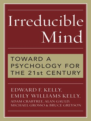 cover image of Irreducible Mind