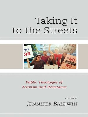 cover image of Taking It to the Streets