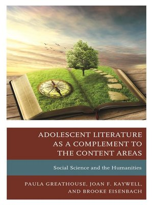 cover image of Adolescent Literature as a Complement to the Content Areas