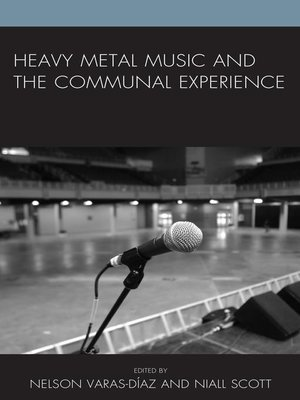 cover image of Heavy Metal Music and the Communal Experience