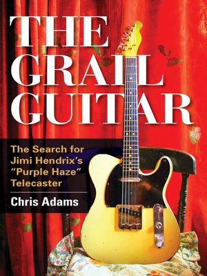 cover image of The Grail Guitar