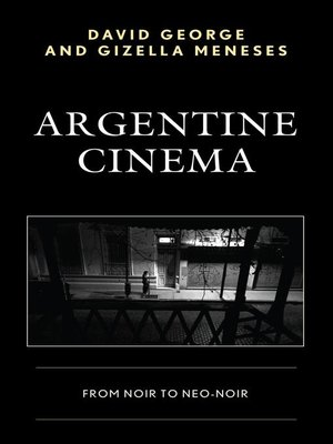 cover image of Argentine Cinema