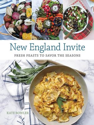 cover image of New England Invite