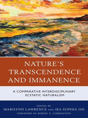 cover image of Nature's Transcendence and Immanence