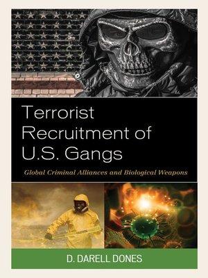 cover image of Terrorist Recruitment of U.S. Gangs