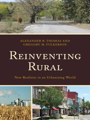 cover image of Reinventing Rural