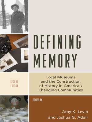 cover image of Defining Memory