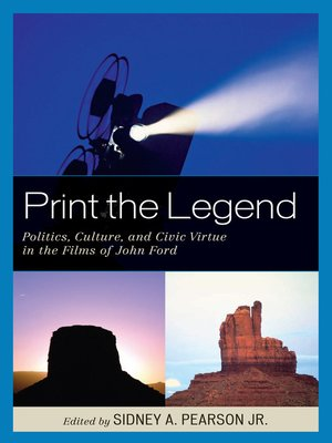 cover image of Print the Legend