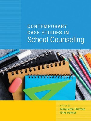 cover image of Contemporary Case Studies in School Counseling