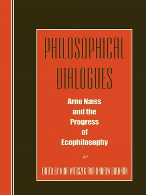 cover image of Philosophical Dialogues