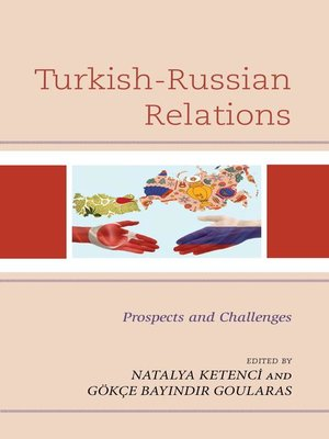 cover image of Turkish-Russian Relations