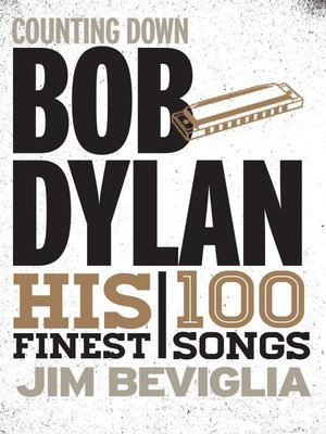 cover image of Counting Down Bob Dylan