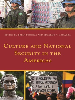 cover image of Culture and National Security in the Americas