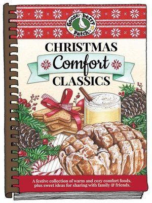 cover image of Christmas Comfort Classics Cookbook