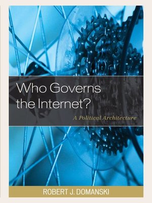 cover image of Who Governs the Internet?