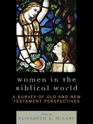 an analysis of the role of women in the old testament of the bible Women prophets in the hebrew bible isaiah's wife deborah the prophetess huldah the prophetess the rabbis' view on huldah the prophetess  16 responses to the seven prophetesses of the old testament lynyesha says: august 14, 2015 at 11:41 am thanks for this article on female prophets in the bible.