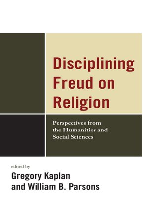 cover image of Disciplining Freud on Religion