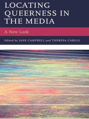 cover image of Locating Queerness in the Media
