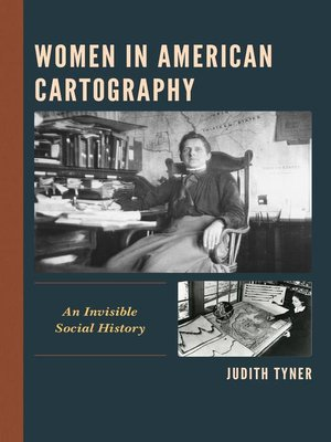 cover image of Women in American Cartography