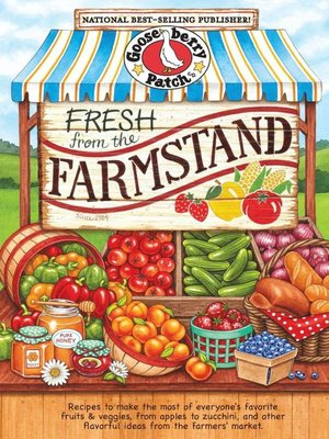 cover image of Fresh from the Farmstand Cookbook