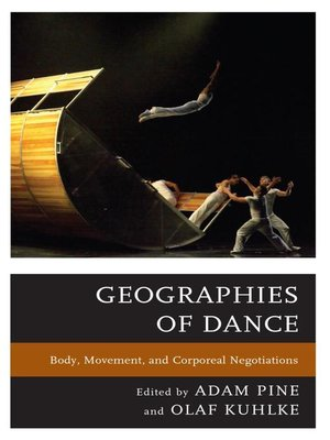 cover image of Geographies of Dance