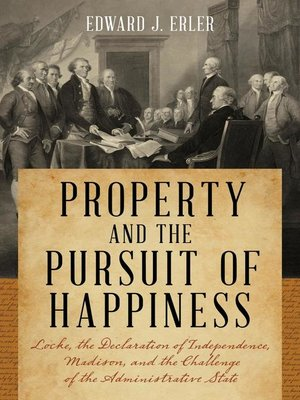cover image of Property and the Pursuit of Happiness