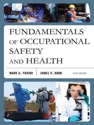 cover image of Fundamentals of Occupational Safety and Health