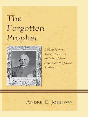 cover image of The Forgotten Prophet