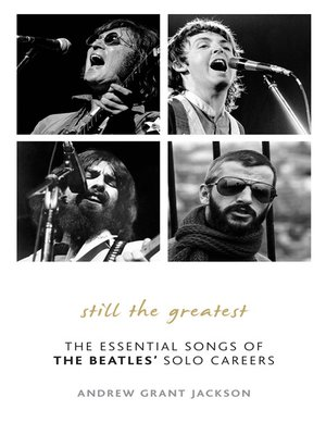 cover image of Still the Greatest