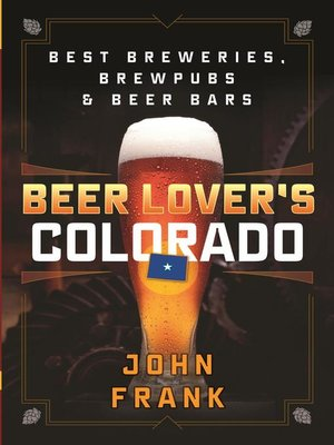 cover image of Beer Lover's Colorado