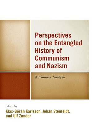 cover image of Perspectives on the Entangled History of Communism and Nazism