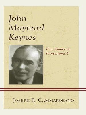 cover image of John Maynard Keynes