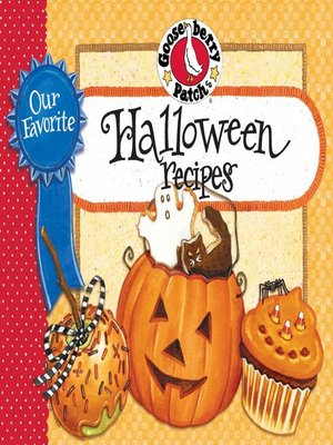 cover image of Our Favorite Halloween Recipes Cookbook