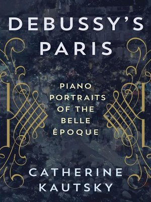 cover image of Debussy's Paris