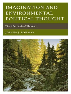 cover image of Imagination and Environmental Political Thought