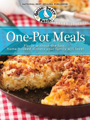 cover image of One Pot Meals Cookbook
